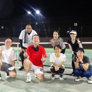 ◆練習を終えて3‐5【レシーブ・1】#初級テニス