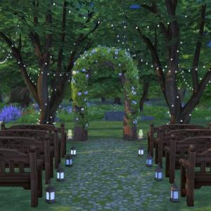 森の結婚式場(建築)