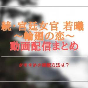 中国(華流)ドラマ:続・宮廷女官 ジャクギを無料視聴できる動画配信サブスクは?字幕・吹き替えは?