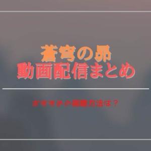 中国(華流)ドラマ:蒼穹の昴そうきゅうのすばるを無料視聴できる動画配信サブスクは?字幕・吹き替えは?