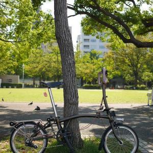 ✨納車✨旅の自転車2号機 ブロンプトンmP3Rをご紹介