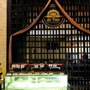 デルタマスのSakura Park Hotelでおいしい自家製パンが買えます!