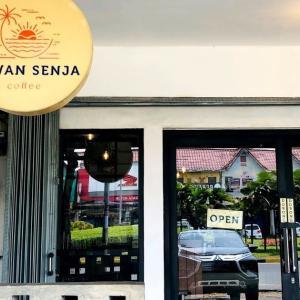 ジャバベカのおしゃれカフェ「KAWAN SENJA COFFEE」を紹介します!