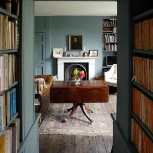 図書棚の海