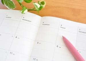 【ワーママ・主婦向け】手帳の使い方を変えて楽しく過ごすコツ3選【生き方】