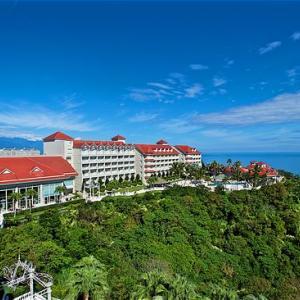 『アジア旅行地ガイド』に台湾の「花蓮のホテル(高級)」を公開しました