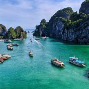 「アジア旅行地ガイド」の「ベトナム」にYouTube動画を追加し更新しました