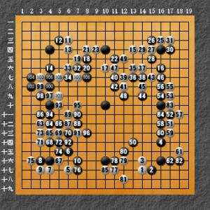 置き碁解説2-7