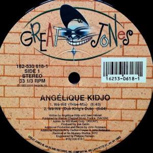 *Angelique Kidjo - We-We ♪