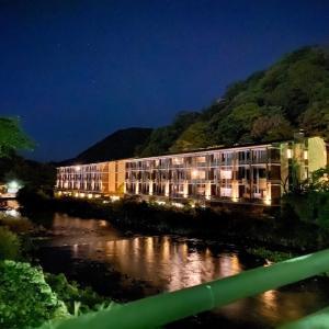 ホテルインディゴ箱根強羅のブログ宿泊記。露天風呂とサウナが至高