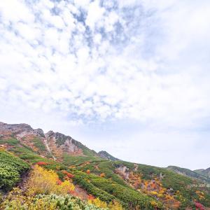紅葉御嶽山2020