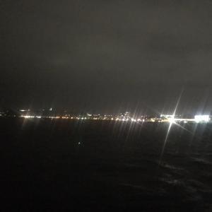 【テンヤタチウオ修行②】横須賀U公園でタチウオ狙い夜釣り!