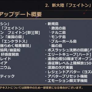 【ロストアーク】6月15日公式生放送 アップデート情報まとめ
