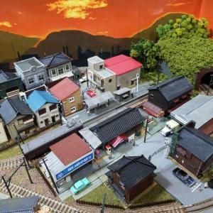 しばらくお休み、鉄道模型