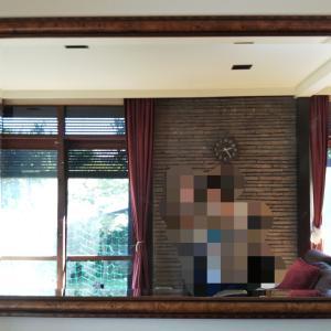 古道具No.6 【大きな鏡】