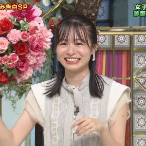 【キャプチャ14枚】 莉子  「踊る!さんま御殿!!」 2021年09月14日放送