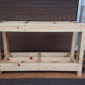 水槽台を作る 06