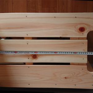 水槽台を作る 09