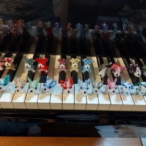 ピアノ演奏から動画づくりへ の訳