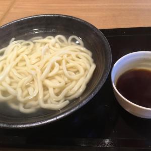 香の川製麺 築地橋店(釜揚げうどんときつねうどん)