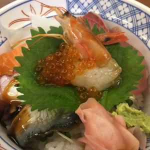 炭火わらやき屋 駅前 六甲道本店(上海鮮丼)