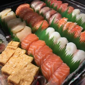 コストコ 寿司ファミリー盛48貫