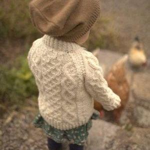 編むこと。編むもの。編んだもの。そして。