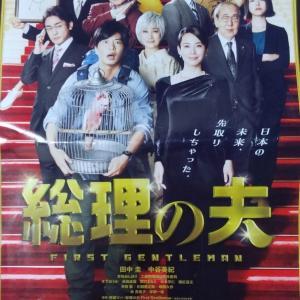 映画「総理の夫」観てきました。