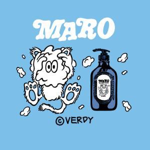 【速報】VERDY とメンズケアブランド「MARO」がコラボレーションポップアップショップ「VERDY x MARO Collaboration POPUP SHOP」を開催