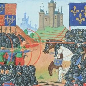 百年戦争とスコットランド