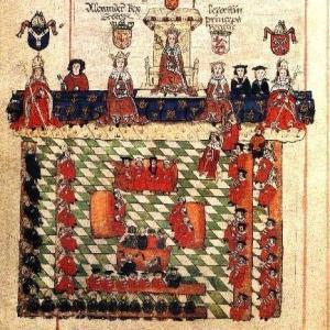 百年戦争とスコットランド③:貴族のネットワークと一三世紀の平和