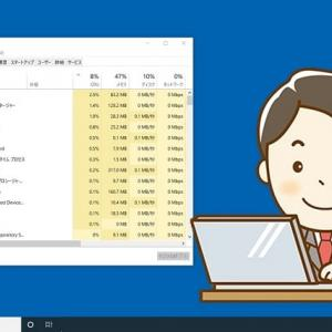 【Windows10】タスクマネージャーを簡単に表示する5つの方法