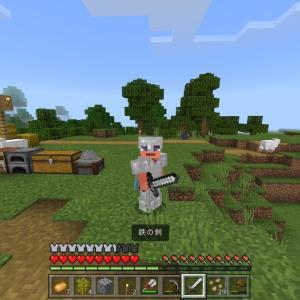 村を柵で囲います!まっちゃクラフトパート2[minecraft#10]