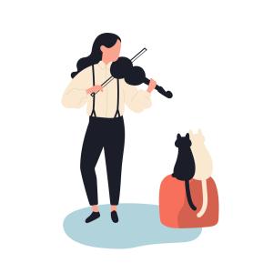 バッハの無伴奏ヴァイオリンの難易度は?難しい?【弾かなきゃ損】