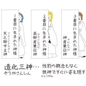 [1]古事記!日本誕生で神様が生まれる!