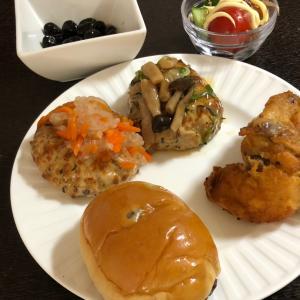 月見団子や里芋料理で悩む。予算を決めての惣菜あれこれ