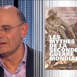 ジャン・ロペスが日本の降伏など、『第二次世界大戦の神話』について語る