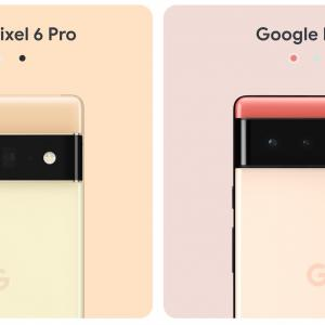 Pixel 6の発売日は10月28日?予約開始日は10月19日?