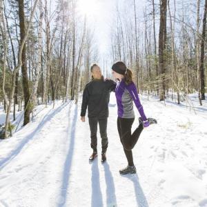 冬の期間のマラソン練習について!じっくりじっくり走り込みましょう‼︎
