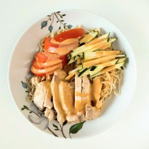 こねないラーメン、中華麺 強力粉でも簡単もちもち