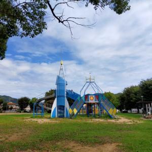 乳幼児から小学生まで遊べる公園in姫路