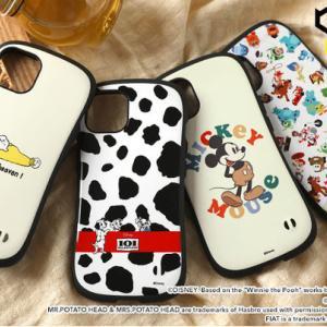 【新商品】 「iFace」からディズニーとピクサーキャラクターデザインの新型iPhone 13シリーズ用ケースが発売