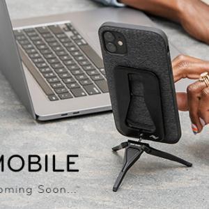 【新商品】ピークデザインよりスマートフォン向け新シリーズ「MOBILE(モバイル)」が近日発売