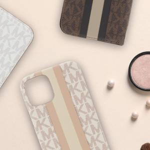 【新商品】「MICHAEL KORS」iPhone13シリーズ対応のスマートフォンアクセサリーが発売
