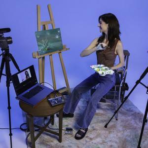 【新商品】シンプルな操作でライブ配信を行える 小型ビデオ・ミキサーの最新モデル「V-02HD MK II」が発売