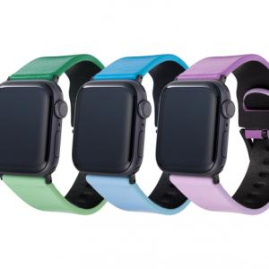 【新商品】「Apple Watch Journal」コラボ第2弾 GRAMASからSeries 7にも対応のApple Watchバンドが発売