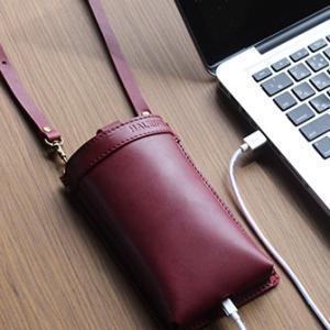 【新商品】ポケットがなくてもスマホが持てるスマホポーチが発売