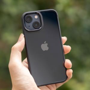 Spigen「ウルトラ・ハイブリッド」購入。iPhone 13 mini用の耐衝撃ケース