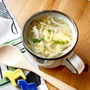 ダイエットのお供に和洋スープ。簡単ながら深い味わいのmixスープ