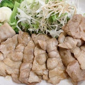 【江別市】お食事処「藤」で昼ごはんを食べました。【2021.8.30の日記】